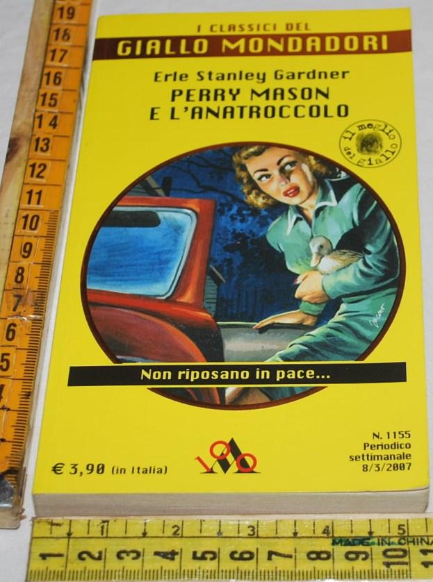 Perry Mason e l'anatroccolo