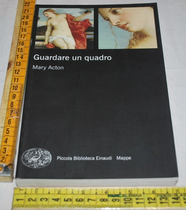 Acton Mary - Guardare un quadro - Einaudi PBE Mappe
