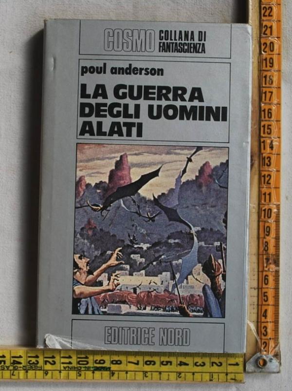 Anderson Poul - La guerra degli uomini - Nord