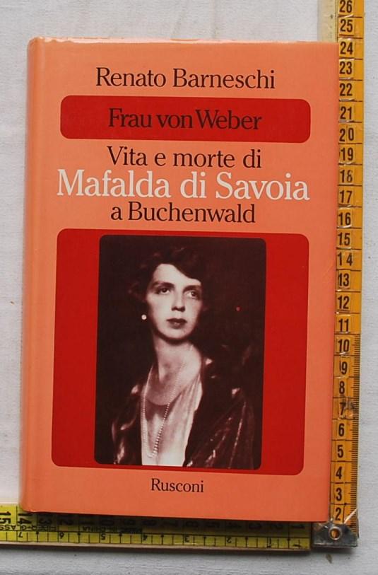 Barneschi Renato - Frau con Weber - Rusconi