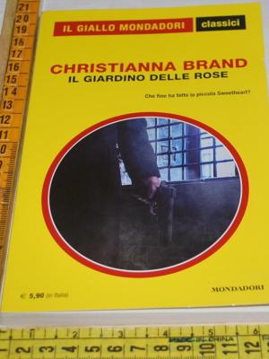 Brand Christianna - Il giardino delle rose - 1396 Classici