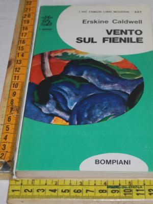 Caldwell Erskine - Vento sul fienile - I delfini Bompiani