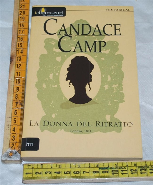 Camp Candace - La donna del ritratto - Harlequin Mondadori