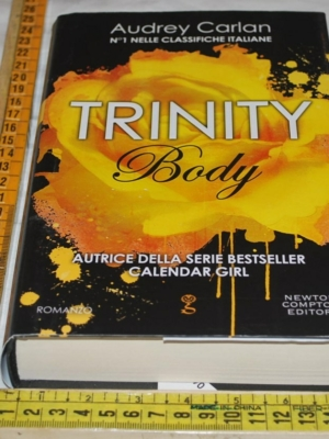Carlan Audrey - Trinity series body - Newton Compton