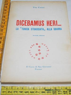 Casini Tito - Dicebamus Heri... - Il carro di San Giovanni
