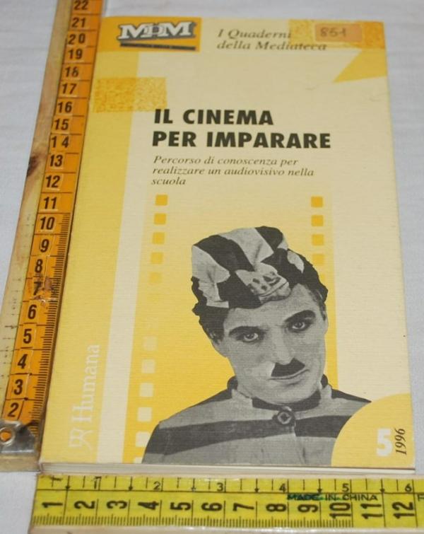 I quaderni della Mediateca 5/1996 - Il cinema per imparare