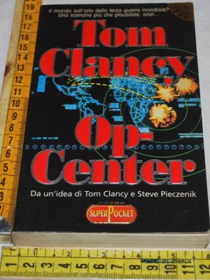 Clancy Tom - Op-center - SuperPocket
