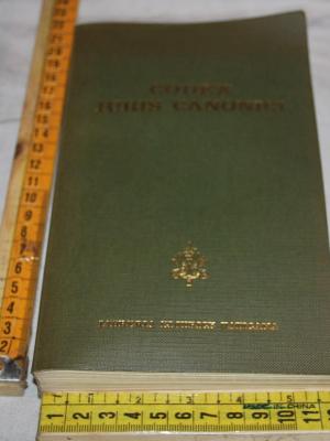 Codex Iuris Canonici - Libreria editrice vaticana