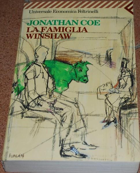 Coe Jonathan - La famiglia Winshaw - Feltrinelli UE