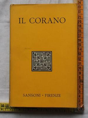 Il Corano - Sansoni