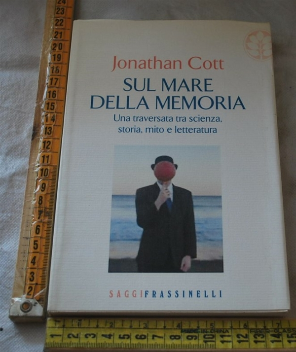 Cott Jonathan - Sul mare della memoria - Frassinelli