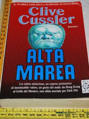 Cussler Clive - Alta marea (A) - TeaDue