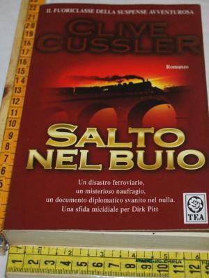 Cussler Clive - Salto nel buio - TeaDue