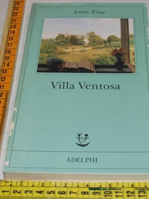 Fine Anne - Villa ventosa - Adelphi