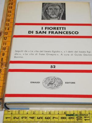 I fioretti di San Francesco - NUE Einaudi