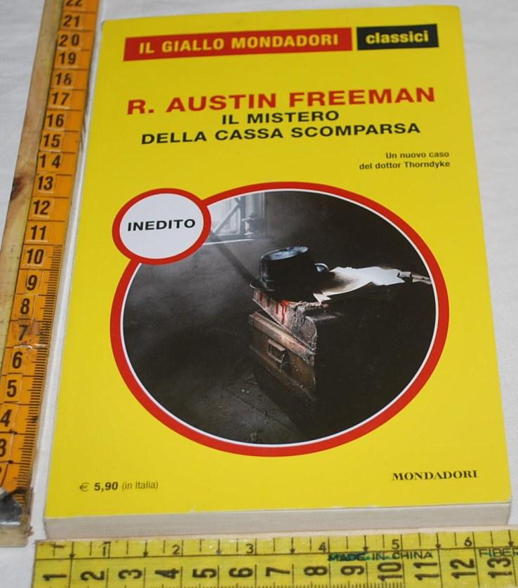 Freeman Austin - Il mistero della cassa scomparsa - 1384