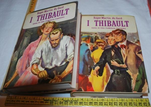 Du Gard Roger Martin - I Thibault - Mondadori Ombibus 2 voll