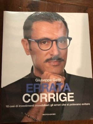Gatti Giuseppe - Errata corrige - Mondadori