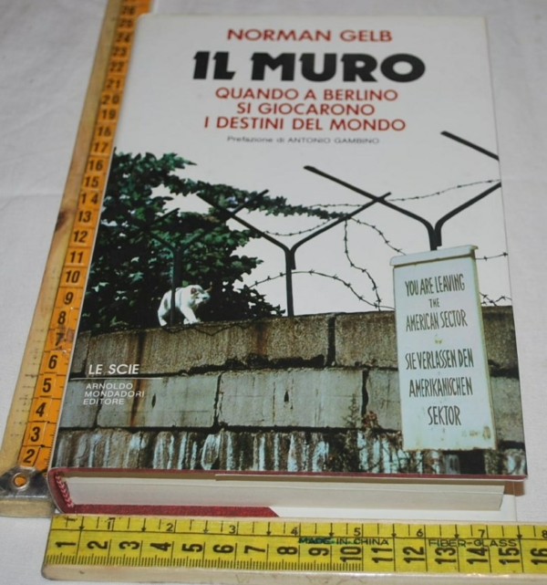 Gelb Norman - Il muro - Mondadori