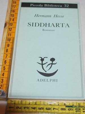 Hesse Hermann - Siddharta - PB Adelphi