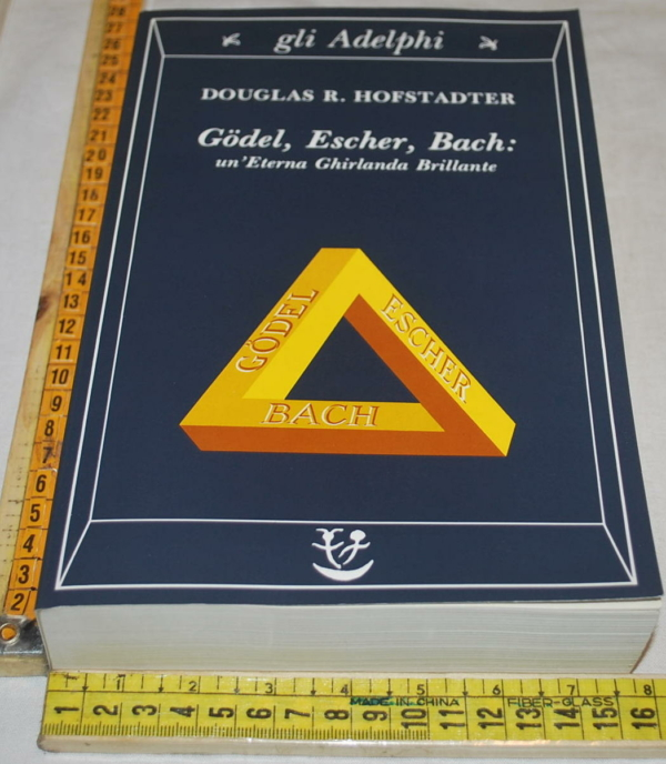 Hofstadter Douglas - Godel