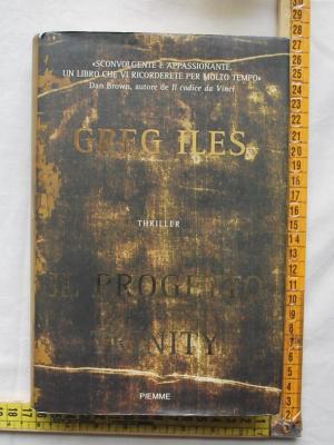 Iles Greg - Il prigetto Trinity - Piemme