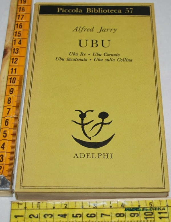 Jarry Alfred - Ubu - PB Adelphi