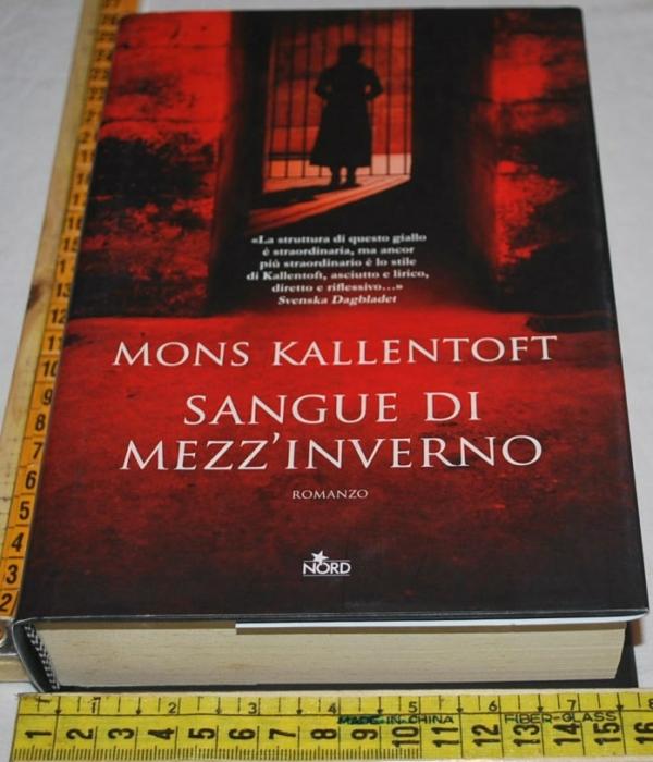 Kallentoft Mons - Sangue di mezz'inverno - Nord