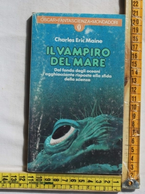 Maine Eric Charles - Il vampiro del mare - Mondadori Oscar