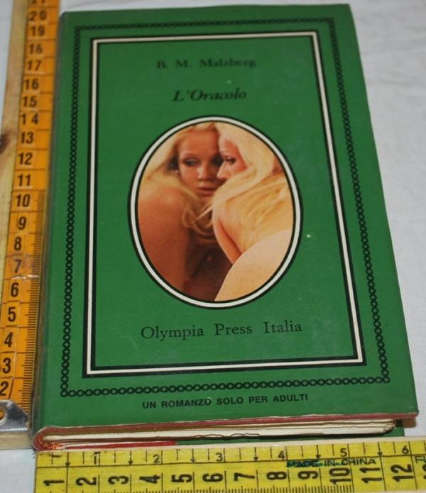 Malzberg B. M. . L'oracolo - Olympia Press