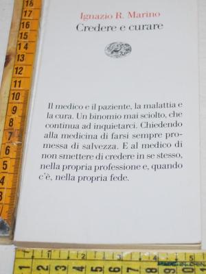 Marino Ignazio - Nelle tue mani - Einaudi Vele