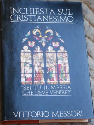 Messori - Inchiesta sul cristianesimo - CDE