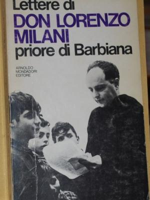 Lettere di Don Lorenzo Milani priore di Barbiana - Mondadori