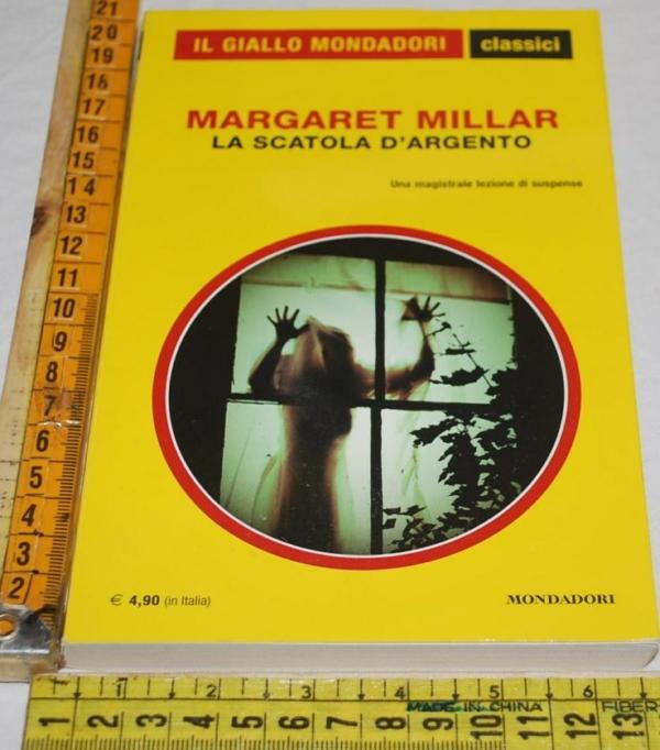 Millar Margaret - La scatola d'argento - 1354 Classici Giallo