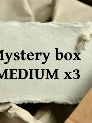 Mystery box MEDIUM x03