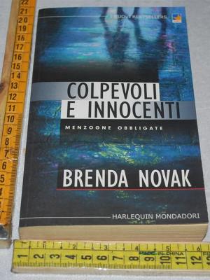 Novak Brenda - Colpevoli e innocenti - Harlequin Mondadori