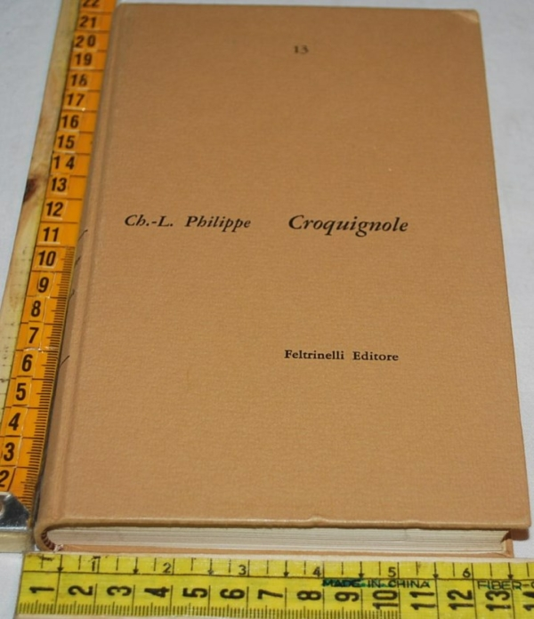Philippe Charles-Louis - Croquignole - Feltrinelli