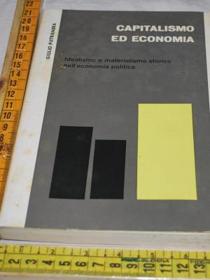 Pietranera Giulio - Capitalismo ed economia - Einaudi (B)