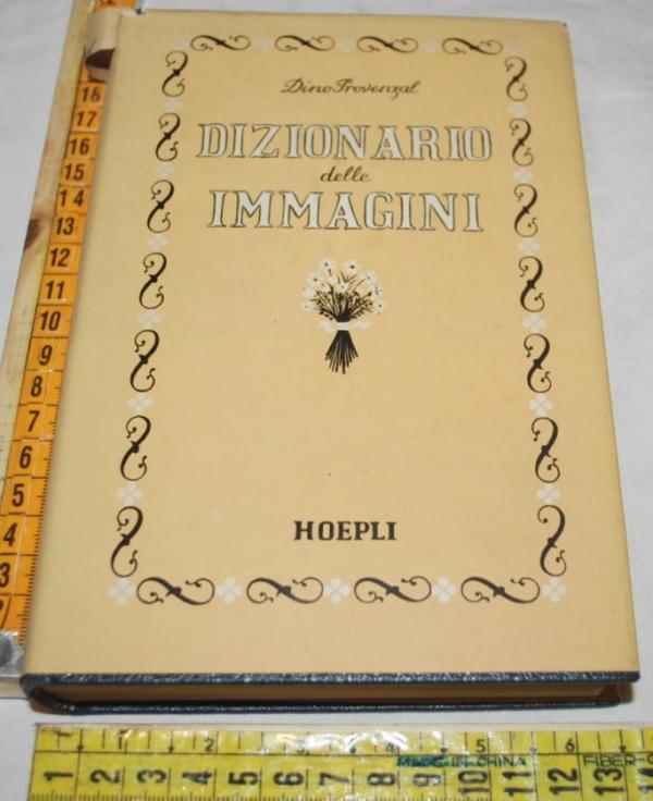 Provenzal Dino - Dizionario delle immagini - Hoepli