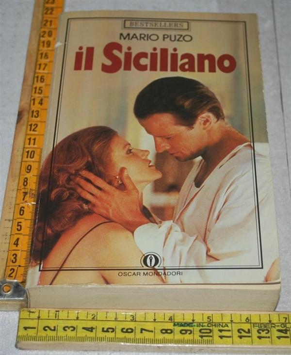 Puzo Mario - Il siciliano - Oscar BS Mondadori