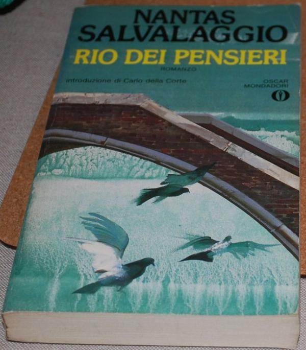 Salvalaggio Nantas - Rio dei pensieri - Mondadori Oscar