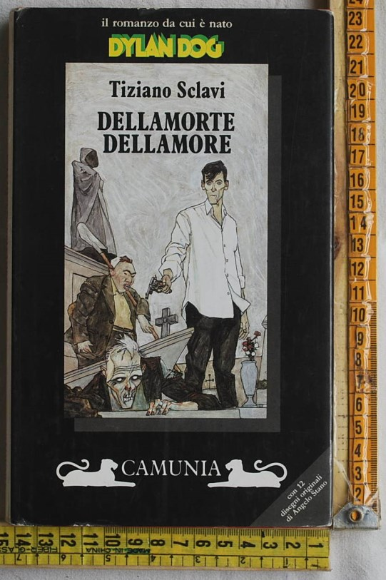Sclavi Tiziano - Dellamorte dellamore - Camunia