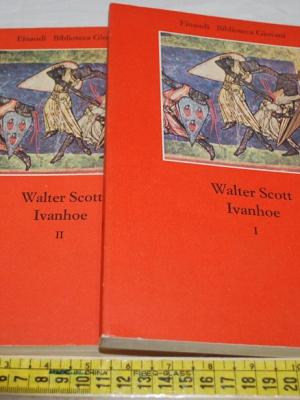 Scott Walter - Ivanhoe - Einaudi biblioteca giovani