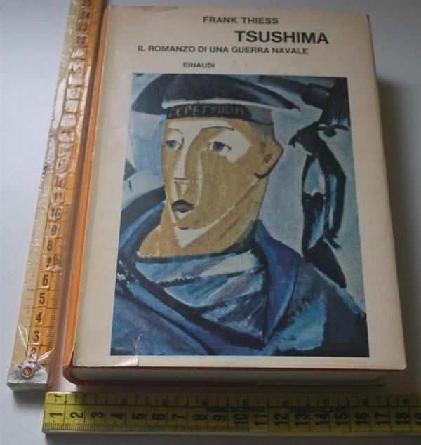 Thiess Frank - Tsushima (B) - Einaudi Saggi