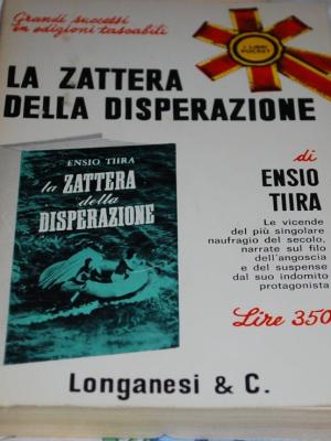 Tiira Ensio - La zattera - Longanesi