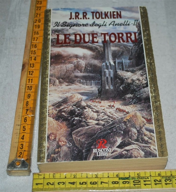 Tolkien J. R. R. - Le due torri - Rusconi