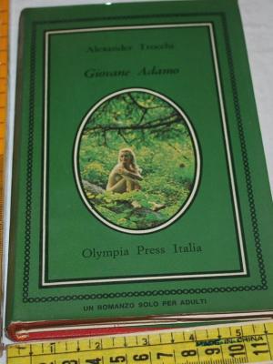 Trocchi Alexander - Giovane Adamo - Olympia Press