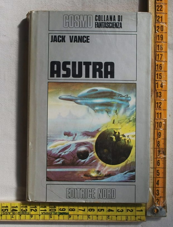 Vance Jack - Asutra - Nord