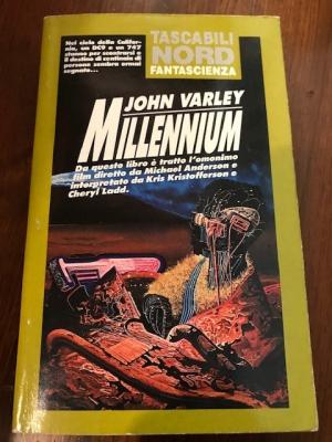 Varley John - Millenium - Tascabili nord