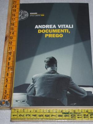 Vitali Andrea - Documenti
